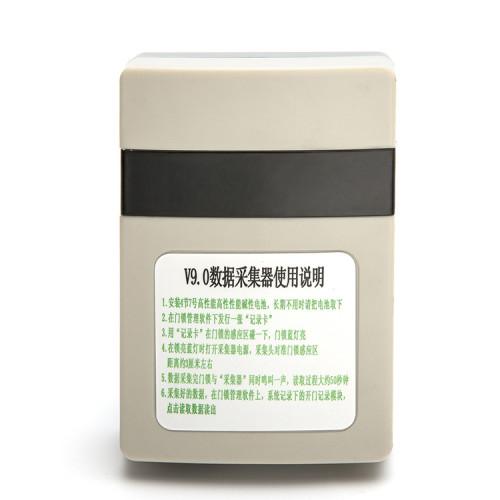 Door-Opening History Data Collector For RFID Hotel Door Lock System