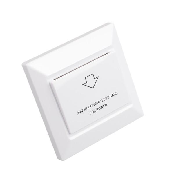 Hotel Room RFID Key Card Energy Saver Light Switch For Power Saving