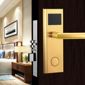 Hotel RFID Key Card Door Lock With Free Management Software