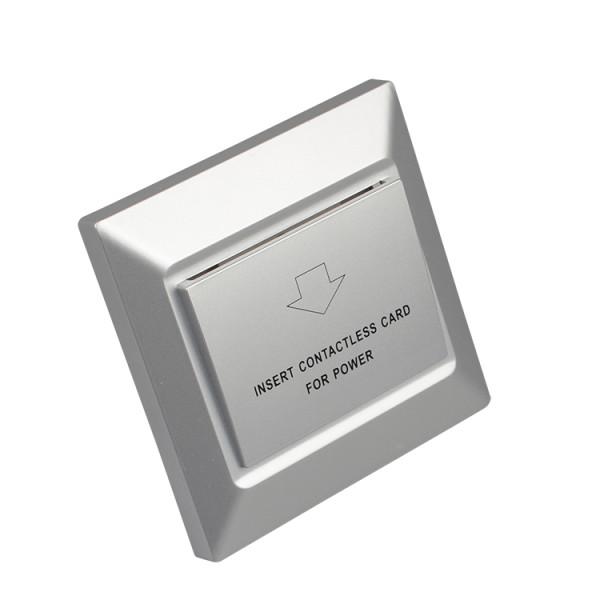 Hotel Door Lock RFID Key Card Energy Saver Light Switch For Power Saving