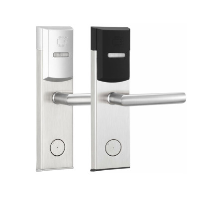 RFID Card Reader Digi Keyless Hotel Room Door Lock System