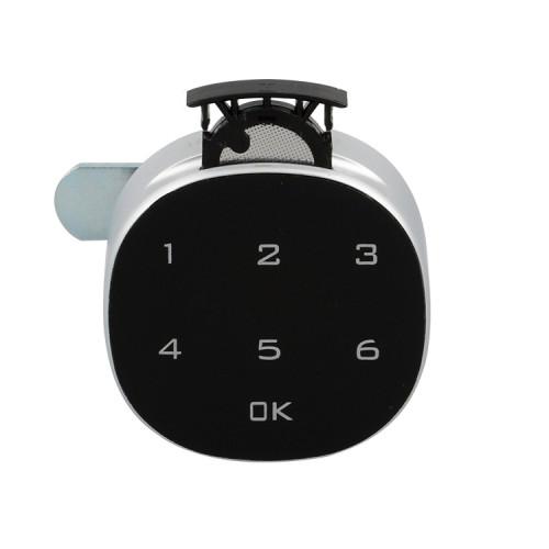 Keyless Keypad Password Wood Cabinet Lock For Gym Locker