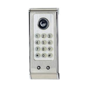 Digital Keypad Pin Code Cabinet Lock For Spa Locker