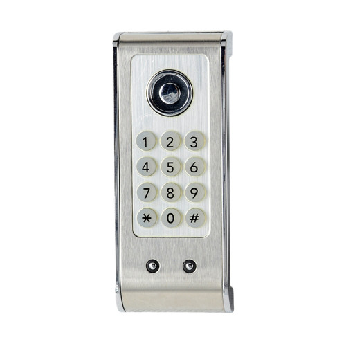 Digital Keypad Pin Code Cabinet Lock For Spa Locker