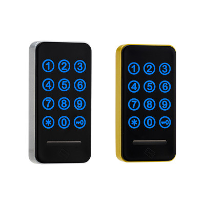 Keyless Password Cabinet Lock For Gym And Spa Locker
