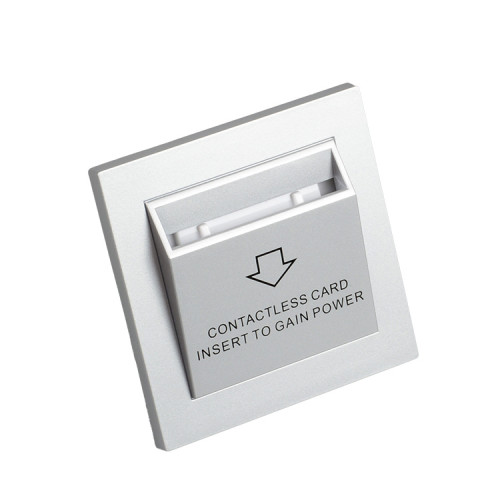 RFID Key Card Holder And Power Switch For Hotel Room