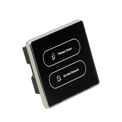 Touch Screen Sensitive Button Wall Switch For Light And Fan