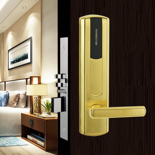 Factory Pirce Electronic Digi Hotel Lock With RF Card Pro USB System
