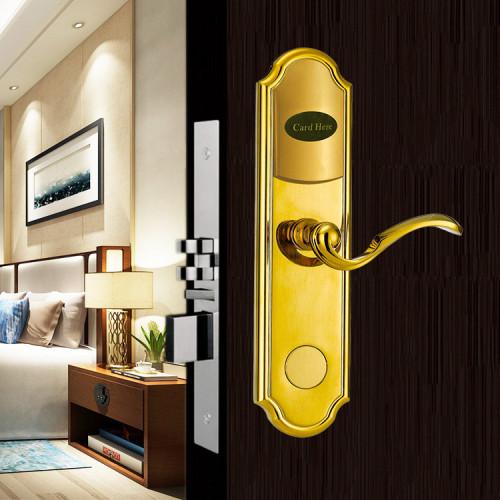 Hotel Smart RFID Door Lock System With Free Management Software
