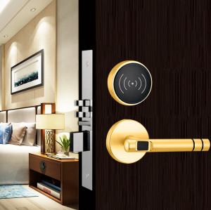 Intelligence Smart Hotel RFID IC Card Key Door Lock
