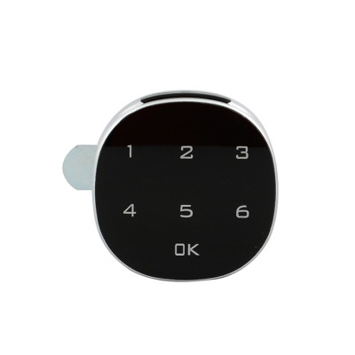 Keyless Keypad Password Wood Cabinet Lock For Gym Locker