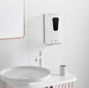 Infrared Motion Sensing Smart Commercial Auto Liquid And Foam Soap Dispenser