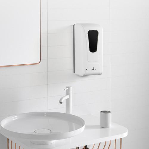 Wall Mounted Automatic Sensor Electronic Liquid And Foam Soap Dispenser