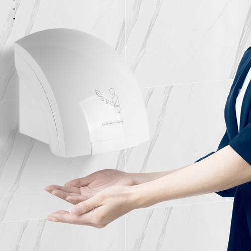 Sensor Automatic Electrical Hand Dryers Machine For Hotel Bathroom