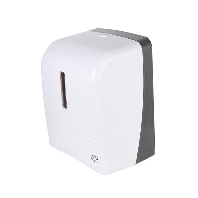 Automatic Sensor Jumbo Roll Hand Paper Towel Tissue Dispenser With Cutting