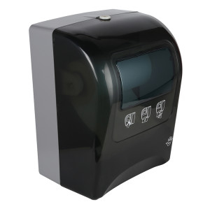 Wall Mounted Electric Touchless Paper Towel Dispensers With Infrared Sensor