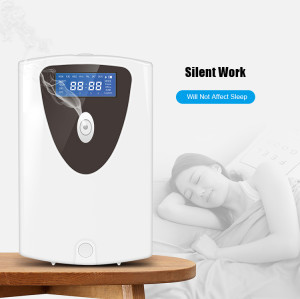 Smart Custom Aroma Diffuser 300ml Oil Air Humidifier For Hotel