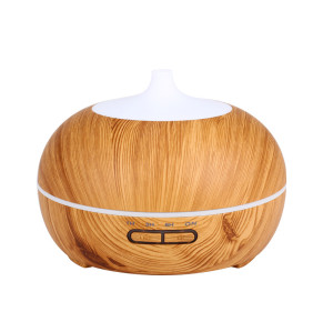 Portable Wood 300ml Office Scent Oil Aroma Diffusers For Home