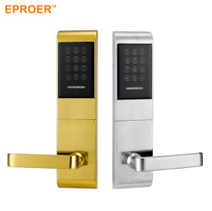 APP Smart Management Hotel Keyless Digital Password Door Lock With WiFi Controlled
