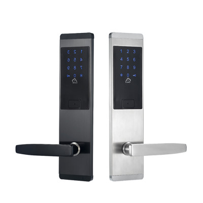 Keyless Smart Digital Hotel Security Door Lock With Mobile Phone APP WiFi Passcode Remote Control