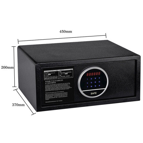 Office Hotel Home Use High Quality Concrete Safe With Digital Lock