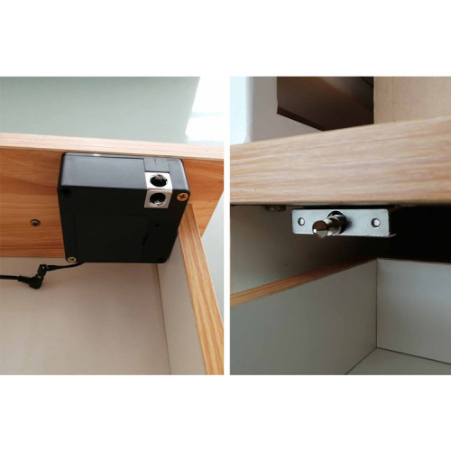 RFID Card Unlock Digital Hidden Cabinet Lock
