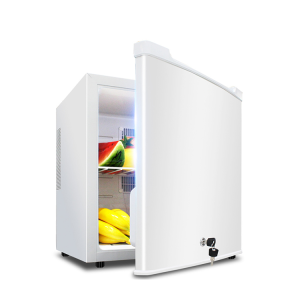 Hotel Guest Room 30L Fridge Small Refrigerator With Lock And Key