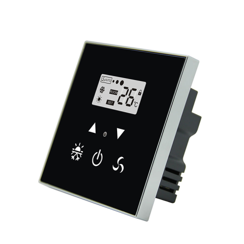 Digital Room Temperature Controller With LCD Display