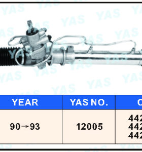 Hydraulic Steering Gear/ steering rack for TOYOTA HIACE YH 50 44250-26350 44250-26200 44250-26050