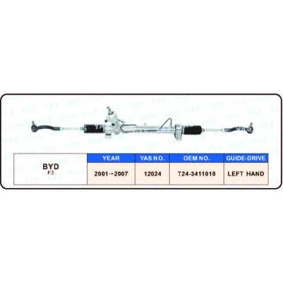 Hydraulic Steering Gear/ steering rack for TOYOTA COROLLA 44240-02050 44250-12760