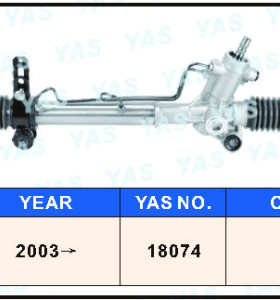 18074 Hydraulic Steering Gear  for TOYOTA RAV 4