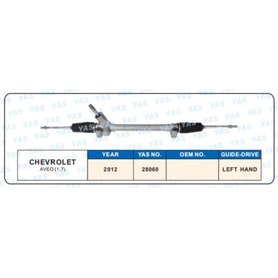 28060 Hydraulic Steering Gear/ steering rack for CHEVROLET  AVEO (1.7)