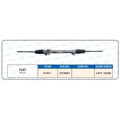 28166K1  Hydraulic Steering Gear/ steering rack for FIAT STILO