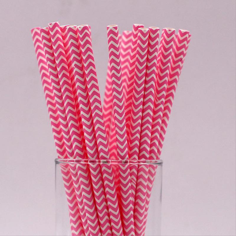 6mm Degradable  paper straw