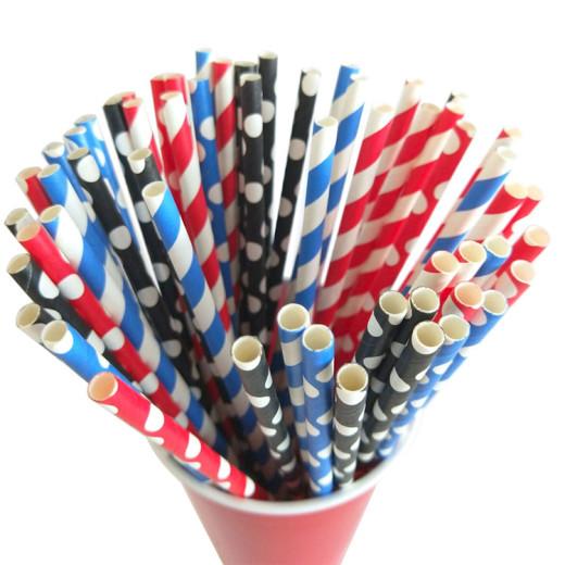 Interesting paper straws