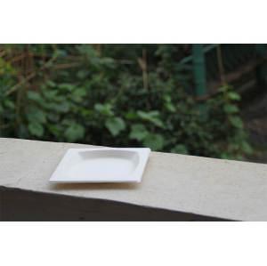注文のクリスマスの使い捨て可能なテーブルウェアセットの誕生日パーティーの正方形の紙皿
