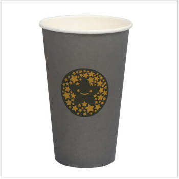 Hot sale high quality coffee house OEM 57oz Food grade  Creative  paper cup Wholesale