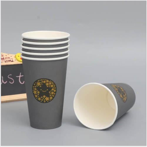ホット販売高品質のコーヒーハウスOEM 57オンス食品グレードクリエイティブ紙コップ卸売