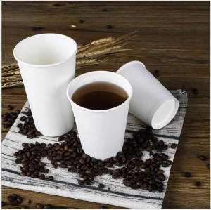 High quality coffee house OEM 57oz Food grade coffee paper cup Wholesale