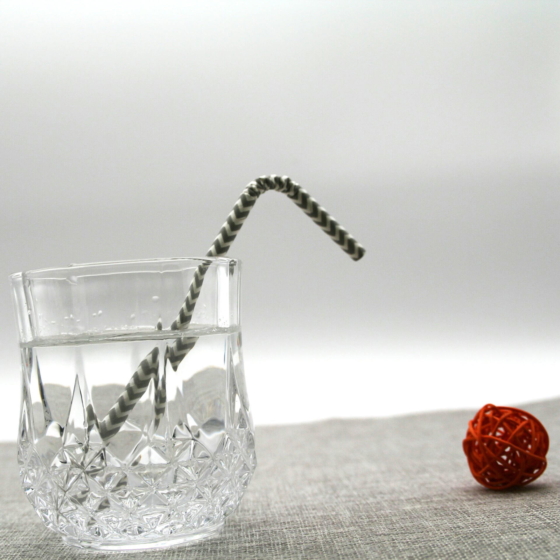 Bendable Paper Straw