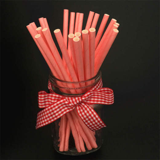 Why is it so difficult to make paper straws a daily necessities?
