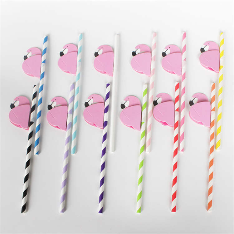 6mm DegradablePaper Straw