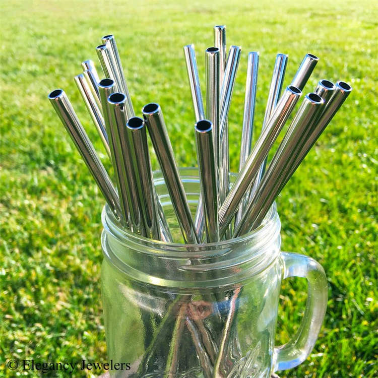 304 stainless steel straw factory