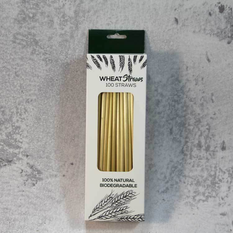 5mm boxed bar wheat straw