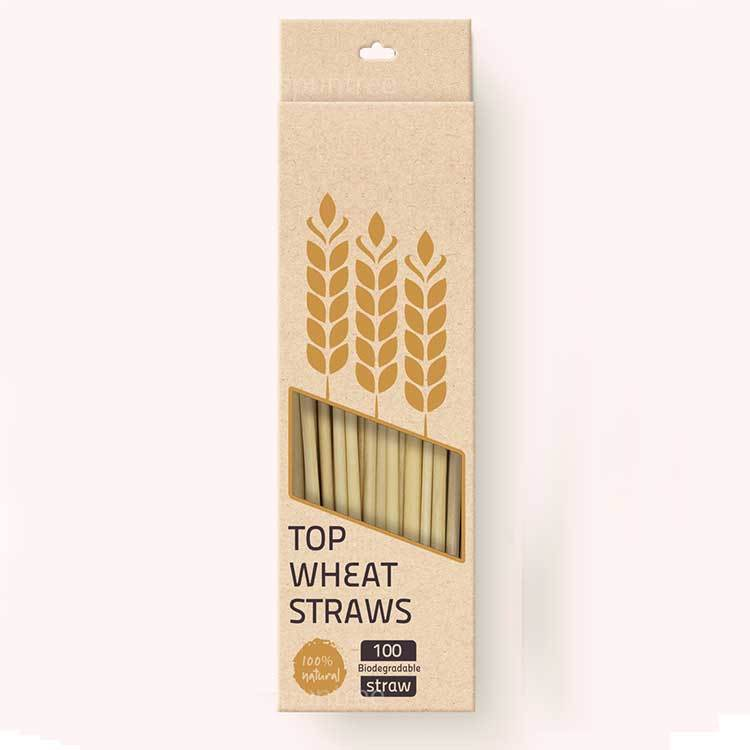 6mm boxed bar wheat straw