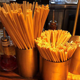 Factory price organic natural wheat straws for sale