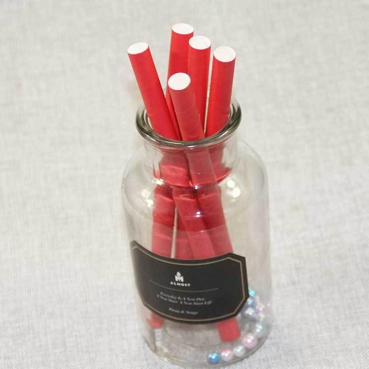 milk tea paper straw manufactuer