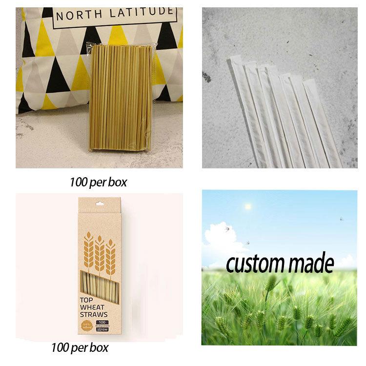 wheat straw company