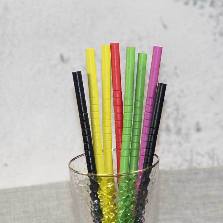 bendable paper straw manufactuer