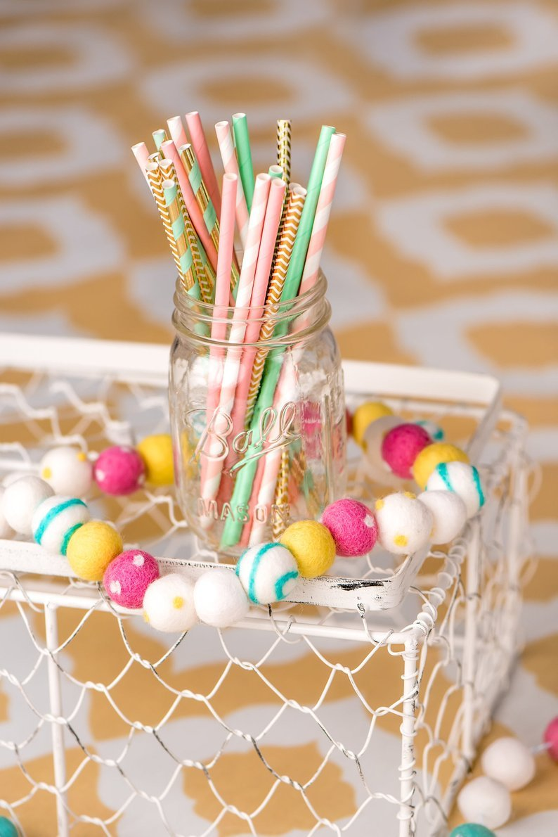Spuntre paper straw
